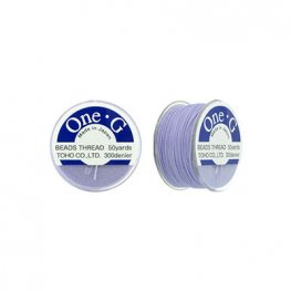 Thread - Toho One-G Beading Thread - Light Lavender (Spool)