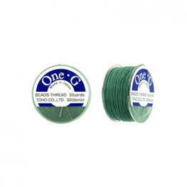Thread - Toho One-G Beading Thread - Mint Green (Spool)