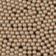 Swarovski Pearl - 1.5mm No Hole Pearl (5809) - Rose Gold Pearl (.5 gram)
