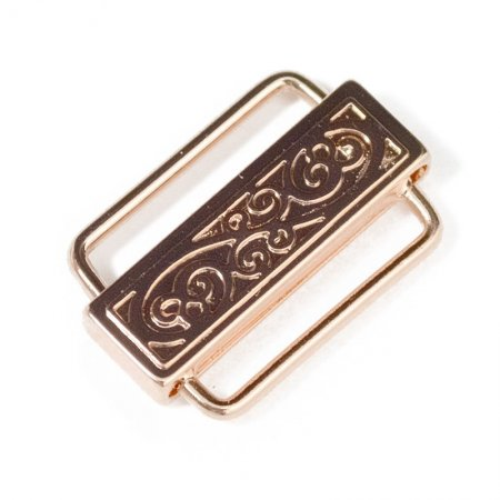 Magnetic Clasp Deco Bar 1in - Rose Gold Plated Manager Special