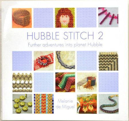 Book - Hubble Stitch 2 - By Melanie de Miguel