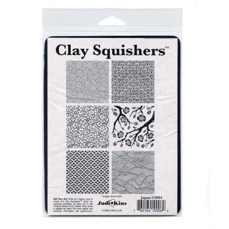Metal Clay Supplies - Clay Squisher - Japan