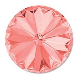 Swarovski Rhinestones - ss47 (11mm) Rivoli Cut (1122) - Rose Peach