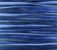 Thread - Toho Amiet Thread - Blue Variegated (Card)