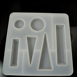 Ice Resin - Industrial Bezel Silicon Mold