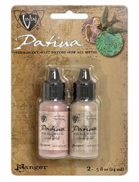 Patina - Vintaj Patinas - Cherished Adornment (set)