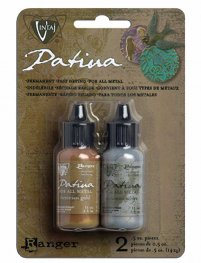 Patina - Vintaj Patinas - Treasured Heirloom (set)