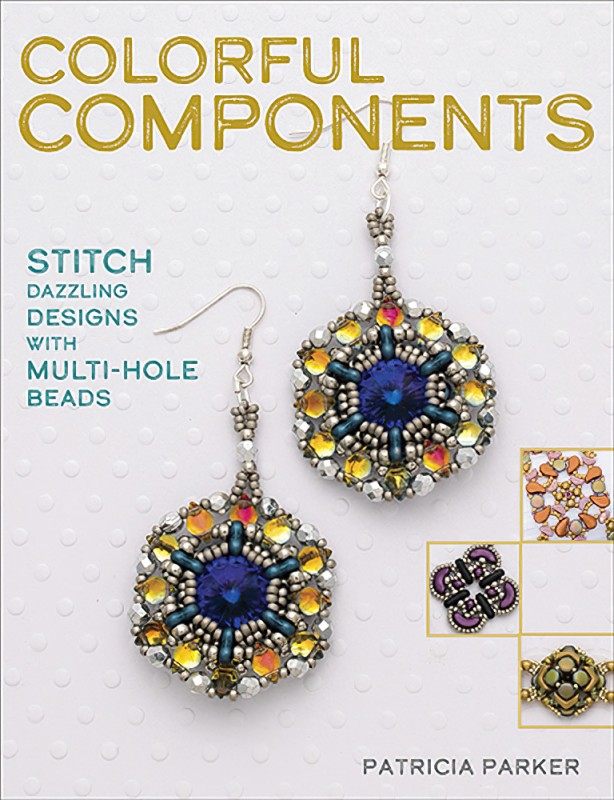 Book - Colorful Components - By Patricia Parker