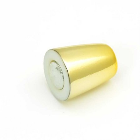 Magnetic Clasp - Large Bullet - Shiny Gold