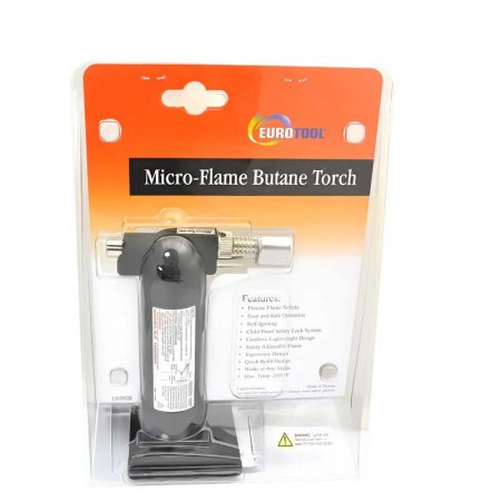 Tools - Butane Torch - Microtorch