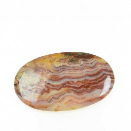 OOAK - Cabochon - Oval - Crazy Lace Agate