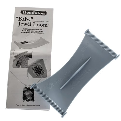 Tools - Beading Loom - Baby Jewel Loom by Juliana Avelar