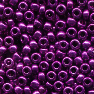 Czech Seedbeads - 8/0 Seedbead - Metallic Purple (500g)