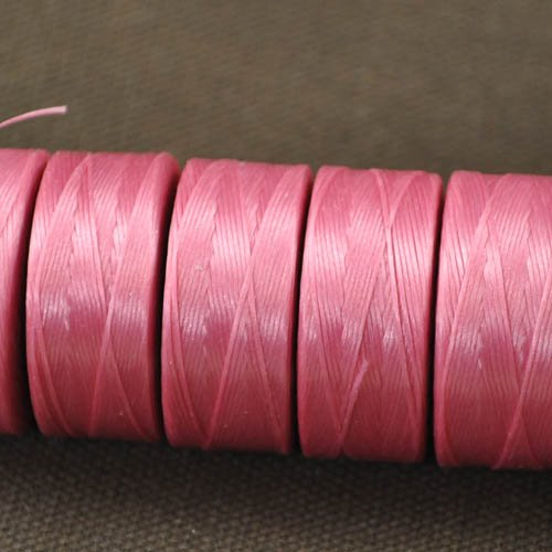 Thread - Size D C-LON Thread - Pink (Spool)
