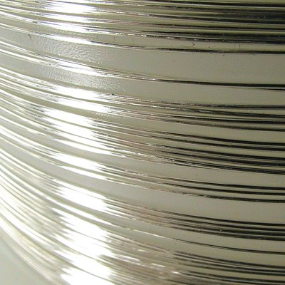Sterling Wire - 26ga / 0.4mm Round - Dead Soft (foot)