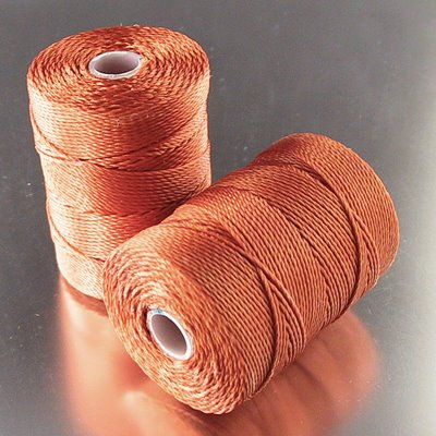 Thread - C-Lon Bead Cord - Light Copper (Spool)