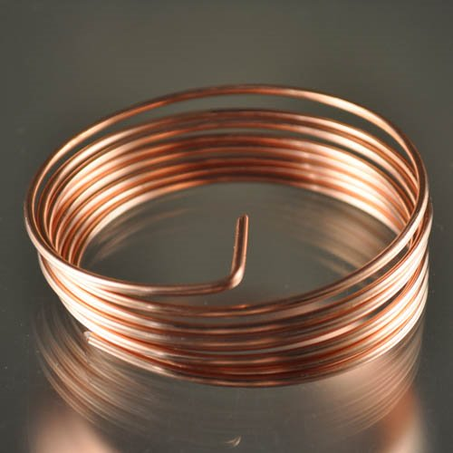 ParaWire - 12ga Round Wire - Bare Copper (Coil)