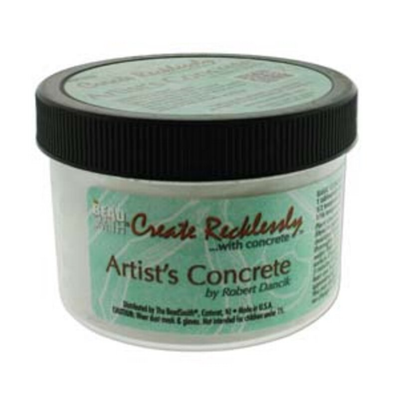 Create Recklessly - Artist\'s Concrete - White (Base Colour) (8 oz)