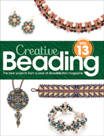 Book - Bead and Button Books - Creative Beading - Vol 13, No. 01