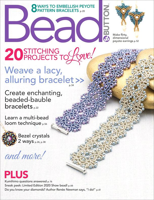 Magazine - Bead and Button - 2020 - February