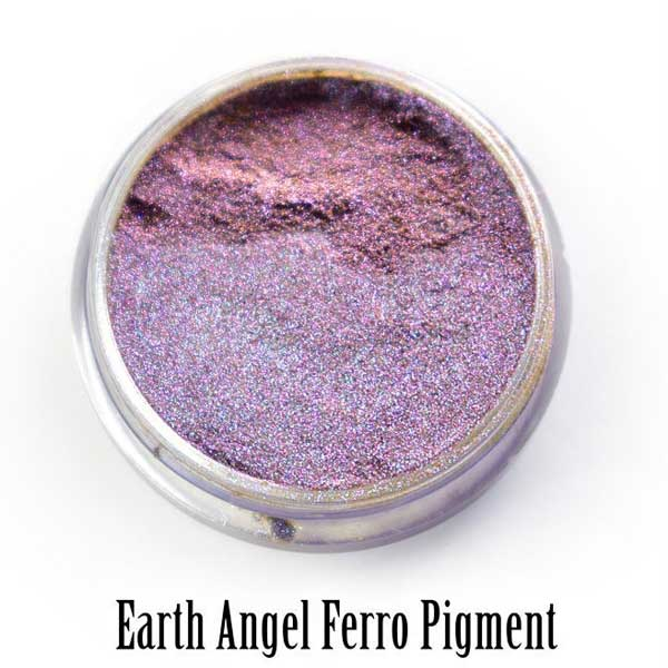 Creative Art Pigments - Magnetic Ferro Pigment - Earth Angel (Jar)