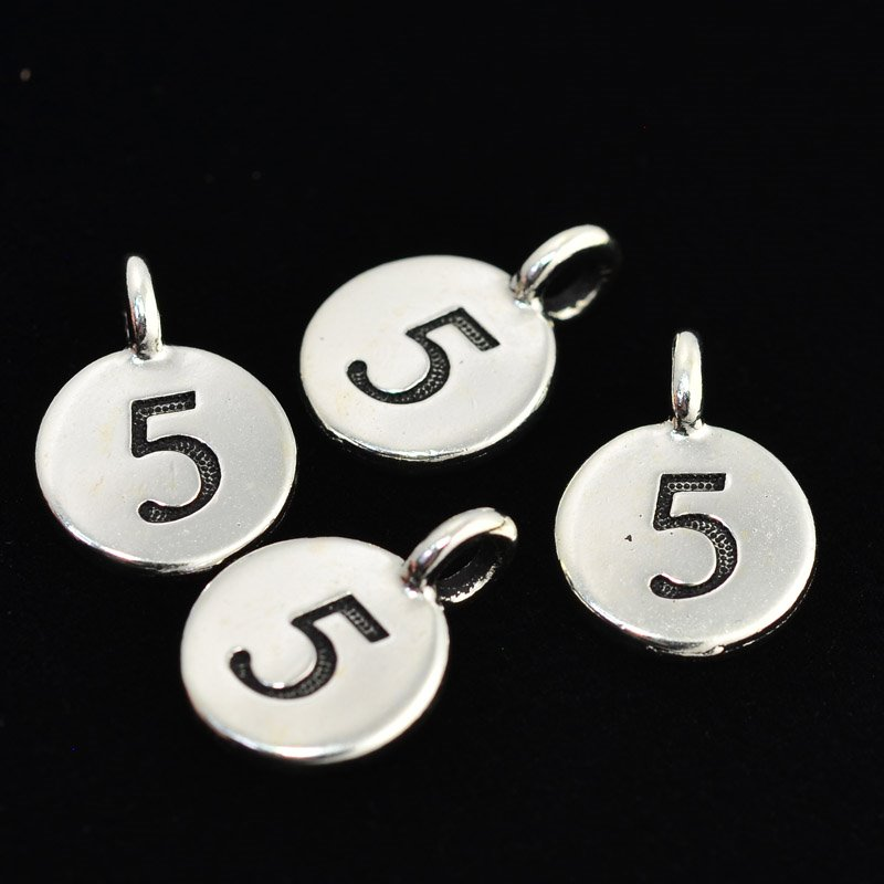 Charm - Number Charm - 5