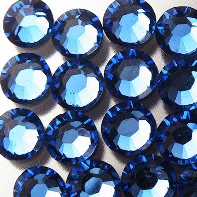 11920129001206 Swarovski HotFix Rhinestone - ss20 Xilion Rose (2028) - Sapphire (144)