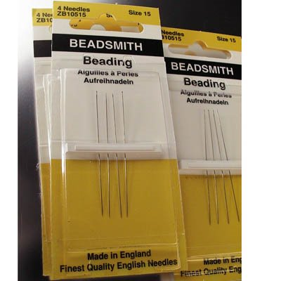 helbn154 Needle - Size 15 English Needles -  (Pack)