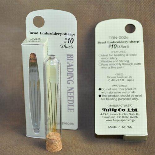 s33234 Needle - #10 Tulip Beading Needle - Short (4)