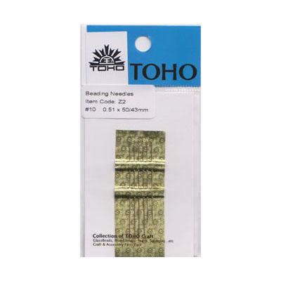 s50482 Needle - #10 Toho Beading Needles - Variety Pack (Pack)