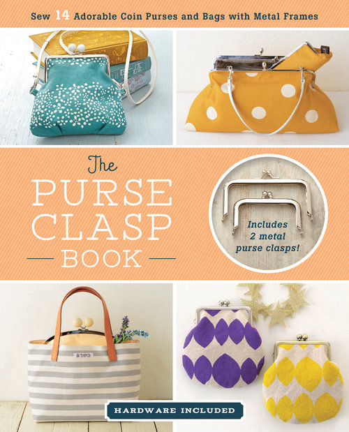 s66182 Book -  Purse Clasp Book (with Clasps)