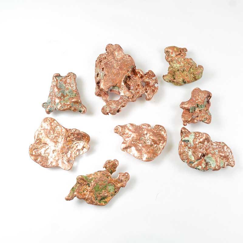 s68738 Random Nuggets -  Michigan Native - Copper