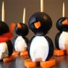 Cream Cheese Penguins