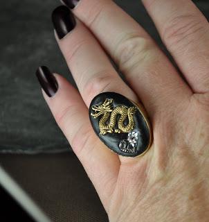 Signature Dragon Ring