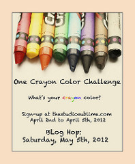 One Color Crayon Challenge