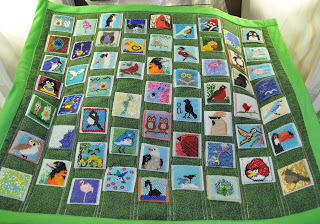 Bead quilt – part six