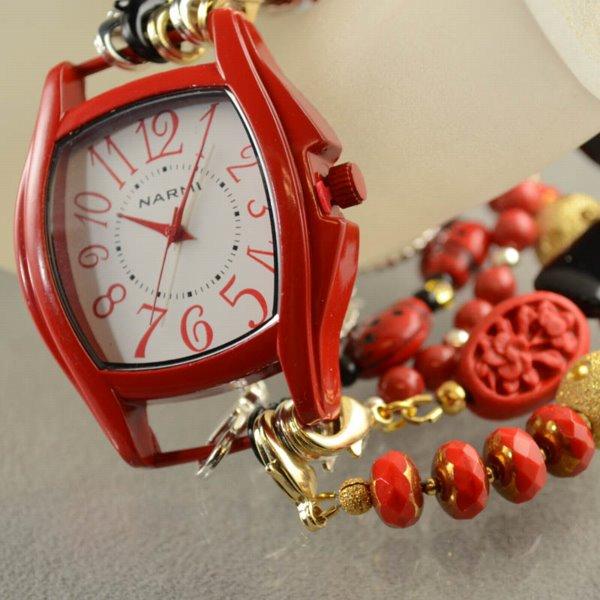 Inspiration Monday: Alert the Fashion Watch!