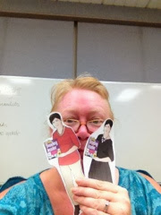 Flat Cathy Day!