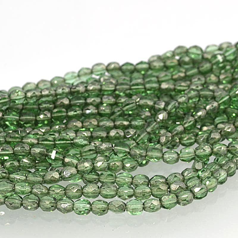This week – celebrate the new year with 30% off Czech Firepolish Glass Beads