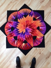 The Sparkle Report: Quilting