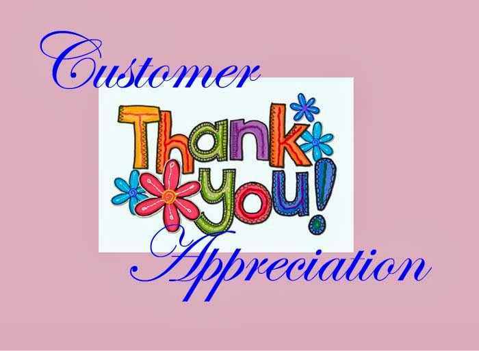 To all of our Customers – Thank You!