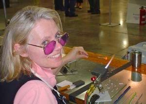 Glass Artist Sara Sally LaGrand coming to BeadFX