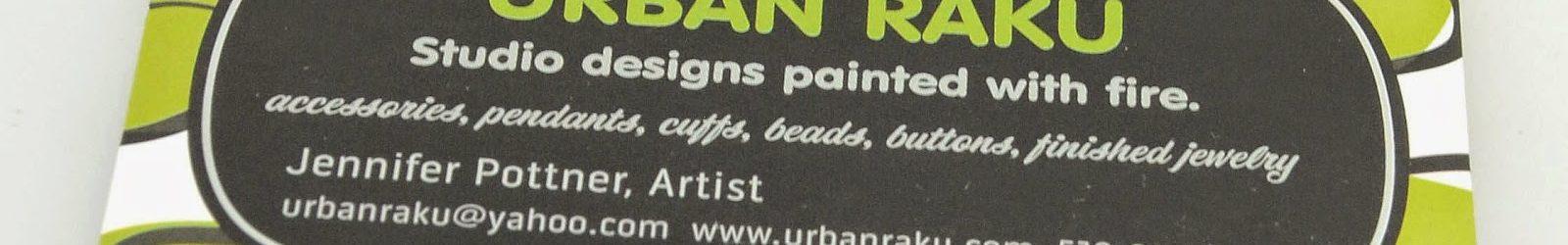 Special Treat if you love Raku Ceramic!