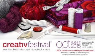 Join us at CreativFestival!