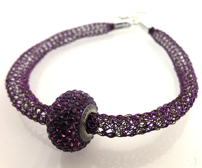 InspirationFX: Orbitting Glitter Bracelet