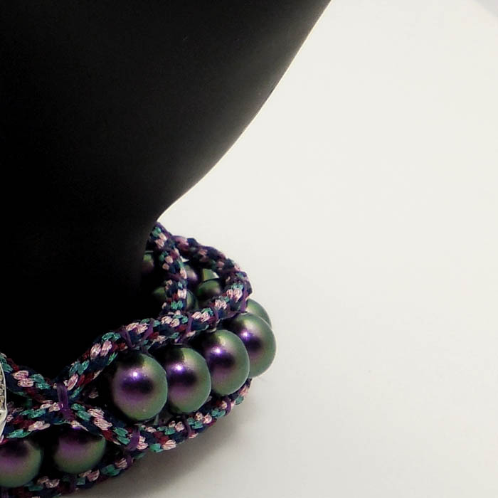 InspirationFX: Kumi Ladder Bracelet