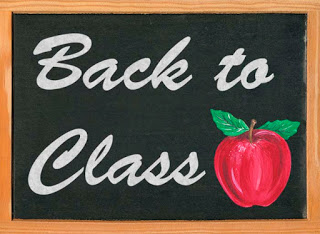 Join us at our annual Fall Back to Class event