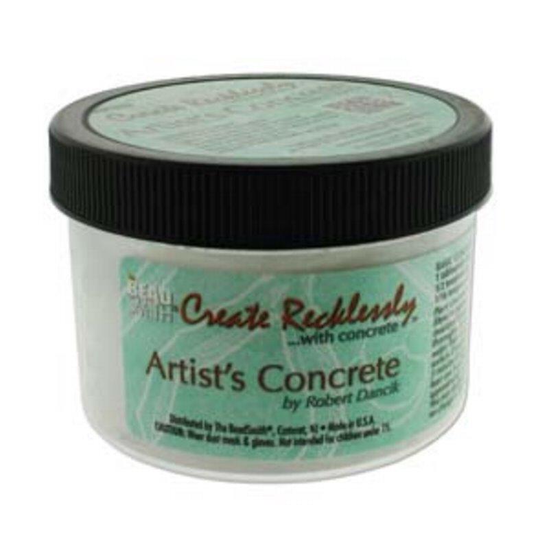 First Look: Artist's Concrete