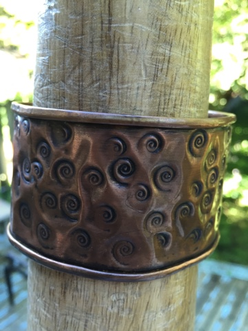How to: Copper Cuff