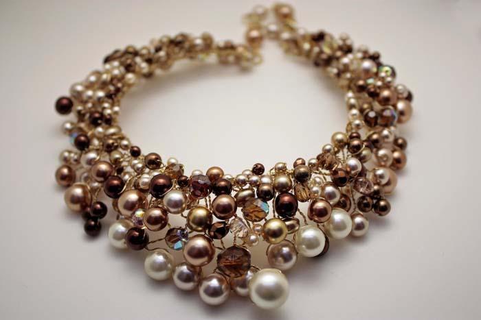 Romancing the Pearl Collar